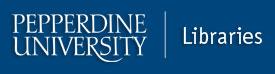 Pepperdine University Libraries (USA)